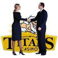 Titan Casino Συνεργάτες