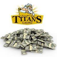 Titan Casino Τζάκποτς