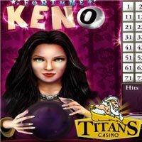 Кено Titan Casino