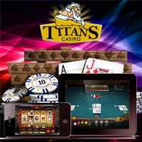 Titan Casino Handy