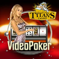 Titan Casino Video Poker