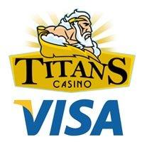 Titan Casino Visa